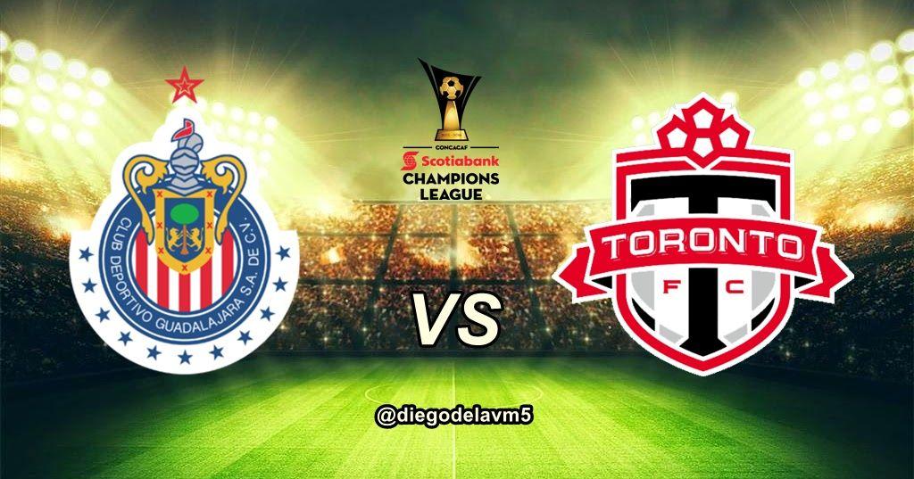 Final CONCACAF Liga de Campeones: Chivas vs Toronto - Grada3.COM