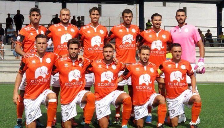 XI de Unionistas el pasado domingo en Liga