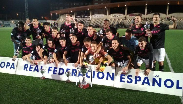 El Lealtad se proclamó campeón de la fase asturiana de la Copa RFEF