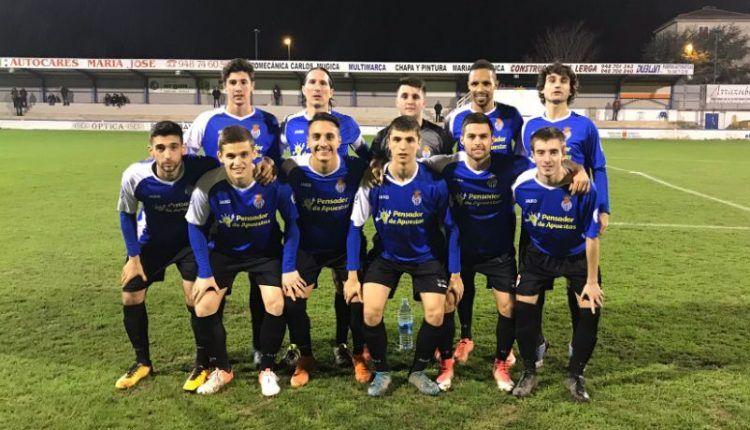 Once la Peña Sport frente en la ida de dieciseisavos de la Copa RFEF