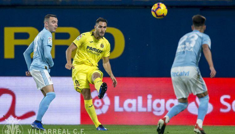 El Celta aprovechó diez minutos prodigiosos al final del primer tiempo e inicio del segundo para noquear por completo al Villarreal
