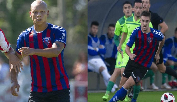 Gorka Luariz y Lander Yurrebaso son dos de los destacados en este primer tramo de la temporada