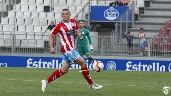 Vasyl Kravets quiere volver al Lugo
