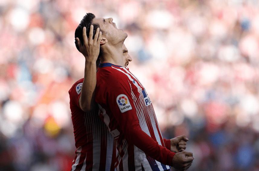 Álvaro Morata no estará frente a la Juventus este miércoles