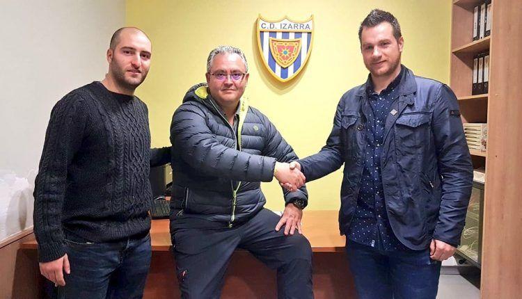 Diego Martínez tendrá el reto de lograr la salvación del CD Izarra