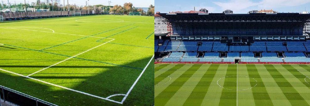 En las Instalaciones de A Madroa y en el Estadio de Balaídos tendrán lugar los partidos de esta XXV Copa de Campeones