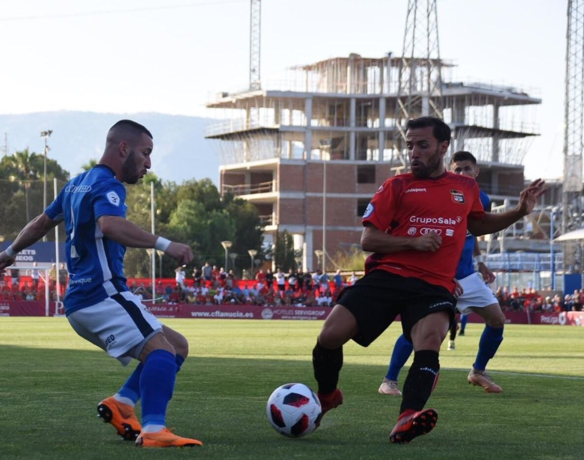 La Nucía logra su primer ascenso de la historia a Segunda 'B' gracias a un mágico gol en el 93'