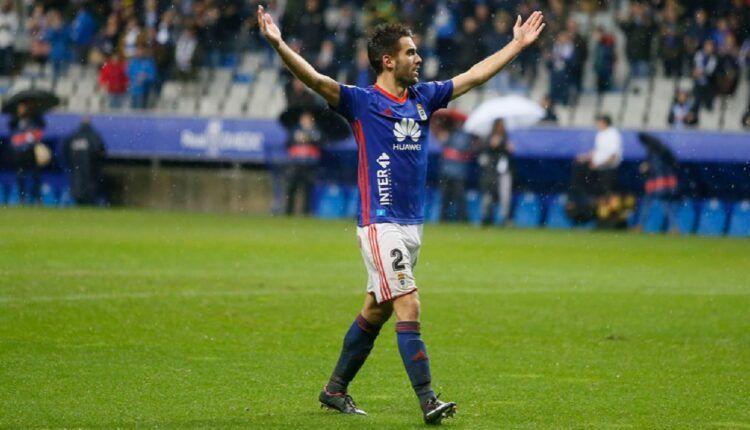 Diegui Johannesson. Real Oviedo