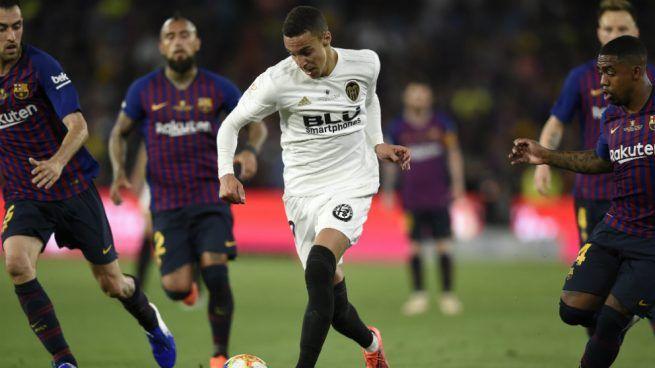 Rodrigo Moreno: El líder perfecto para la delantera ?che?
