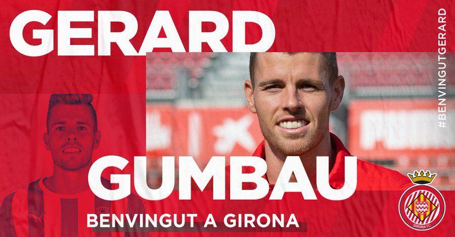 Gumba vuelve a Montilivi. Fuente Girona