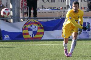 Salva, responsable de la solidez defensiva del Ebro. | Foto:cdebro.com
