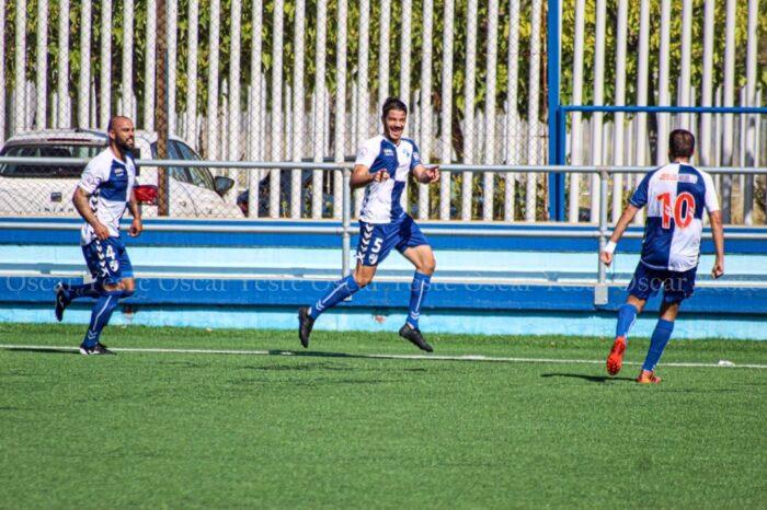 Aguza goleador la semana pasada para el Ebro