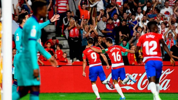 Granada CF, La gran revelación de LaLiga Santander