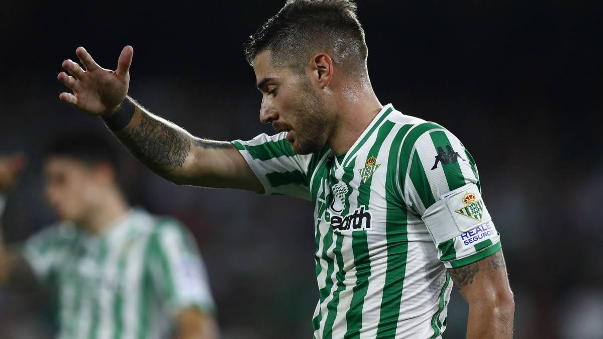 Javi García. Real Betis