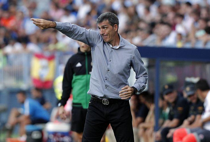 Juan Ramón López Muñiz. Entrenador Alavés
