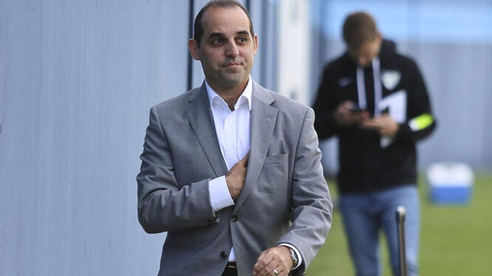Richard Shaheen. Málaga CF
