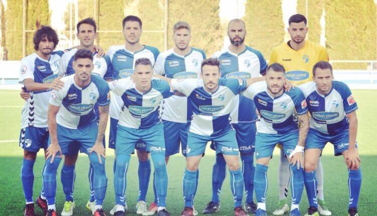 Once del CD Ebro durante está temporada