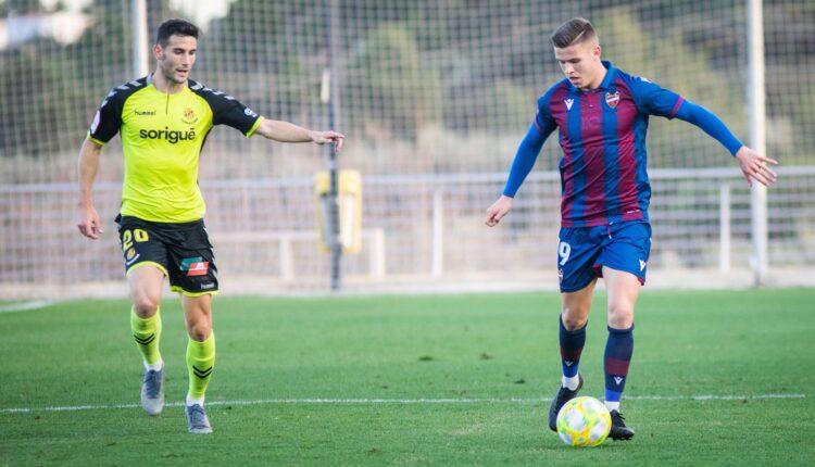Atlético Levante -Nástic de la pasada jornada