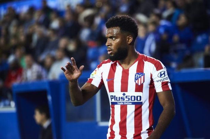 Thomas Lemar. Atlético de Madrid