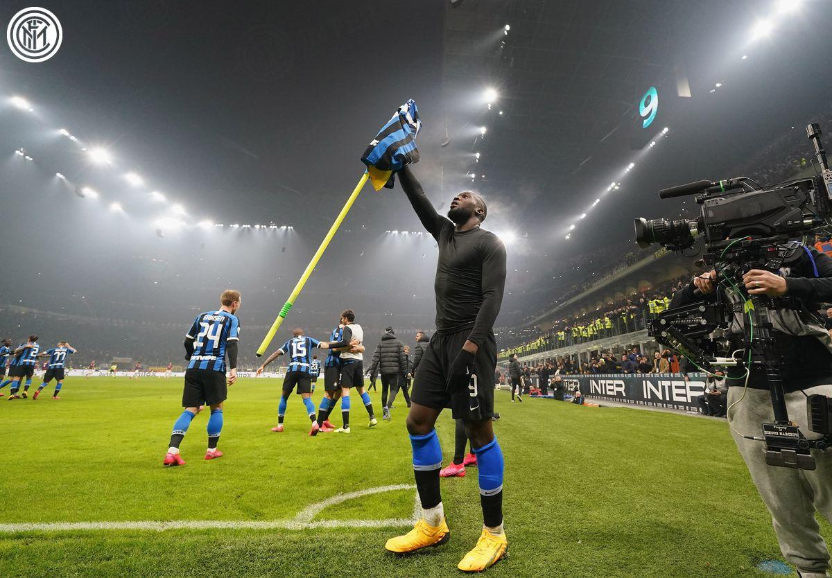 Lukaku, una de las principales amenazas del Inter de Milán.