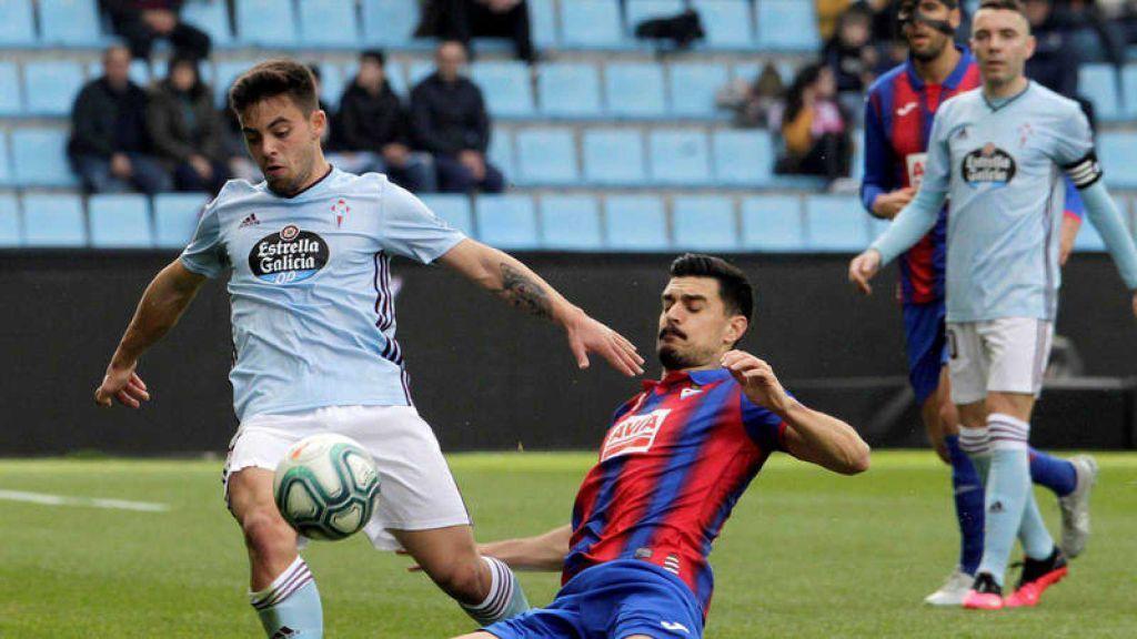 Celta y Eibar son dos de los equipos implicados en evitar la caída a Segunda
