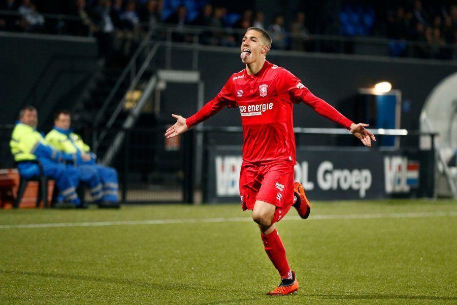 Aitor Cantalapiedra. FC Twente
