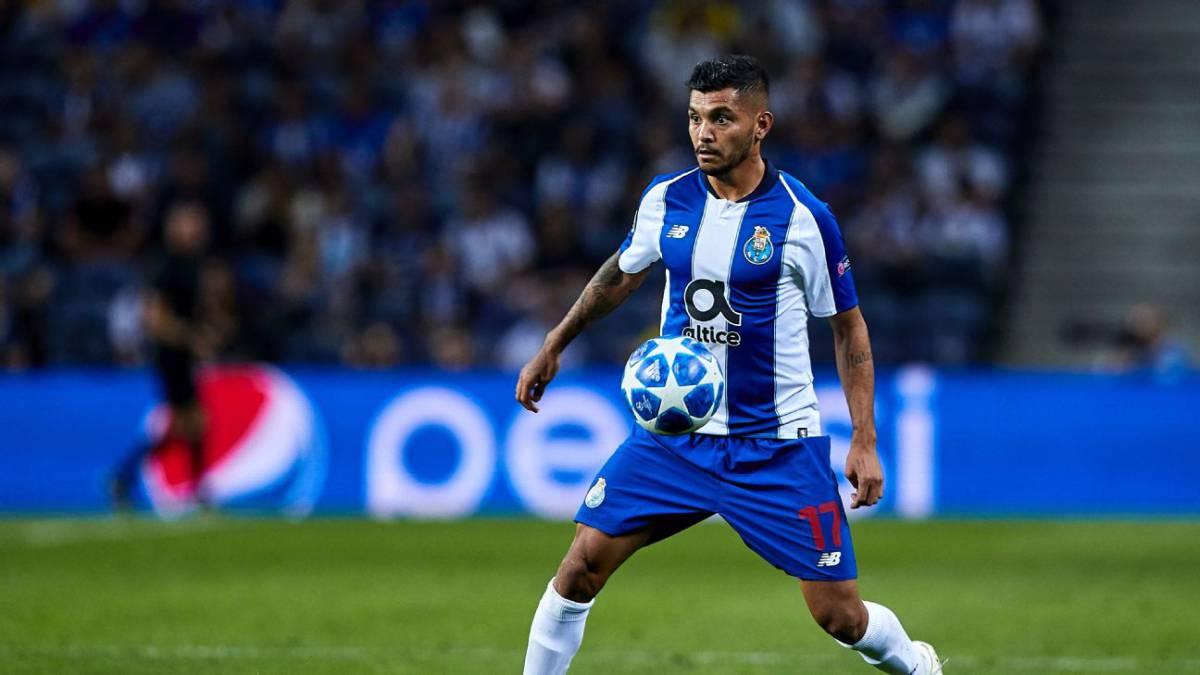 Jesús Corona. FC Porto