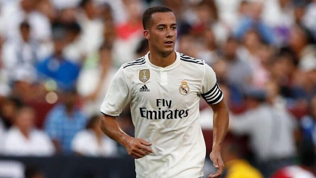 Lucas Vázquez. Real Madrid