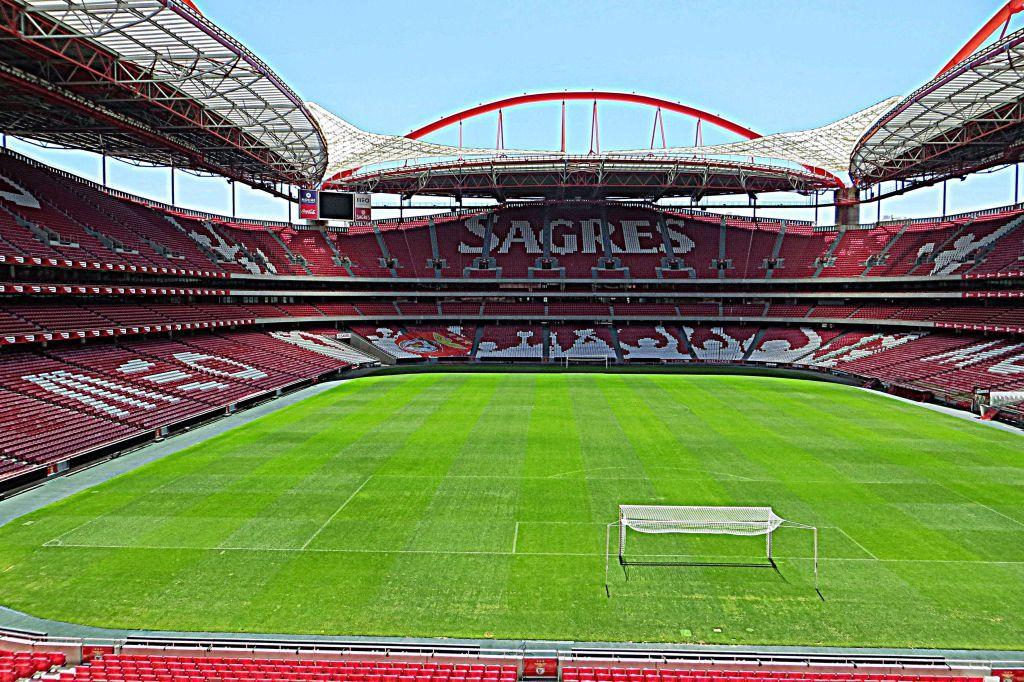 Estadio Da Luz. Lisboa