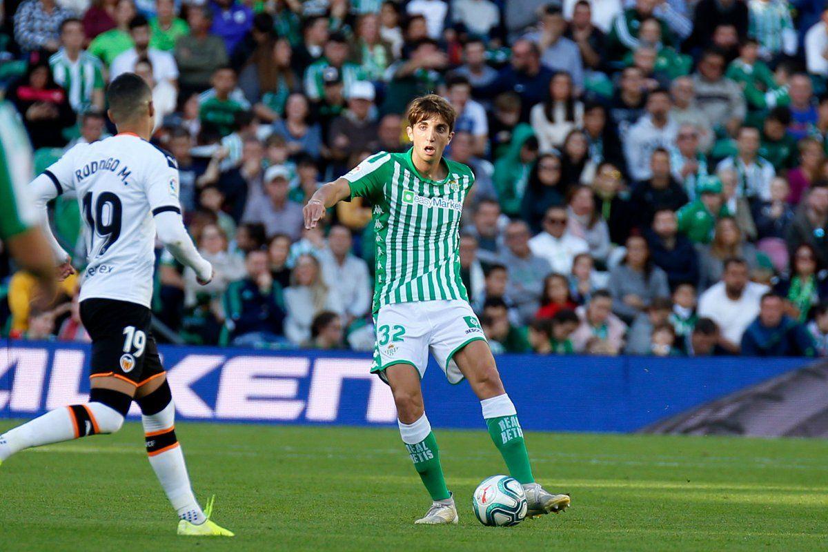 La UD Las Palmas pide la cesión de Edgar González