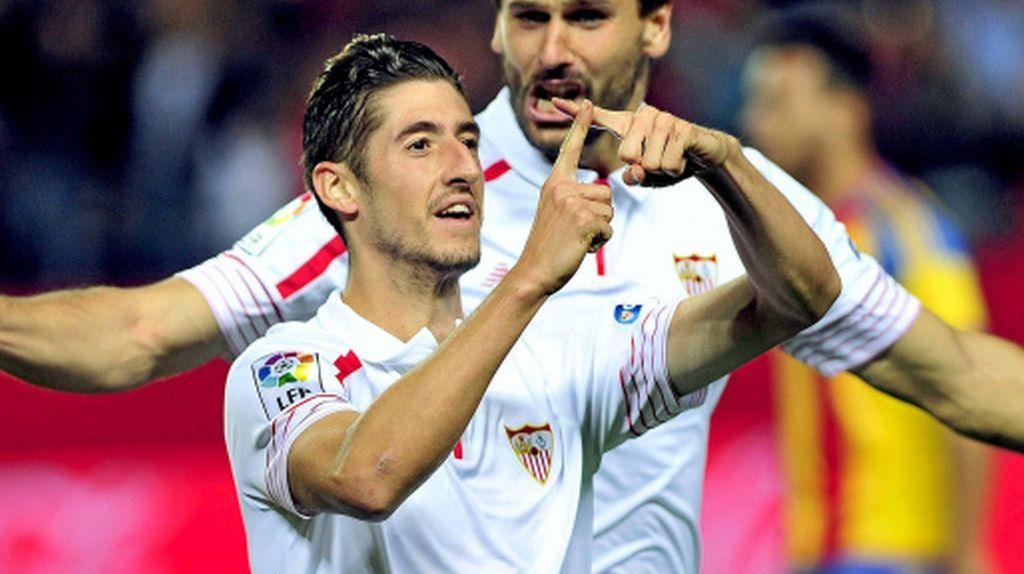 Sergio Escudero. Sevilla FC