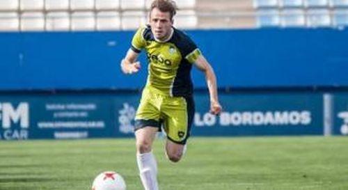Nacho López es un conocido del técnico del Real Murcia