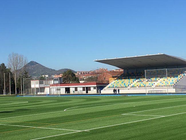 Ciudad Deportiva San Vicente. Barakaldo