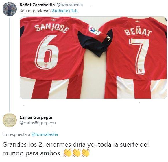 Tweet Gurpegui
