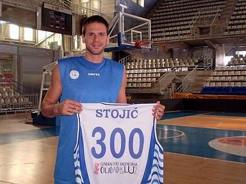 """Mario Stojic: """"En Alicante comencé en la ACB y aquí es donde me planteo mi futuro"""""""