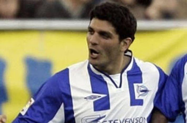 Aloisi. Deportivo Alavés