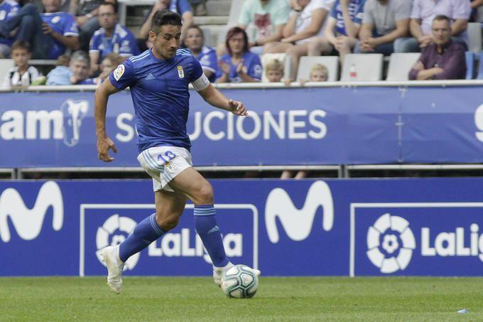 Saúl Berjón. Oviedo