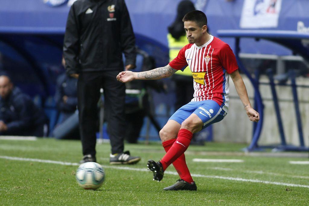 Damián Pérez. Sporting
