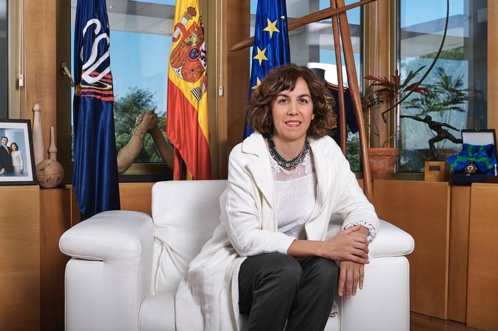 Irene Lozano. CSD