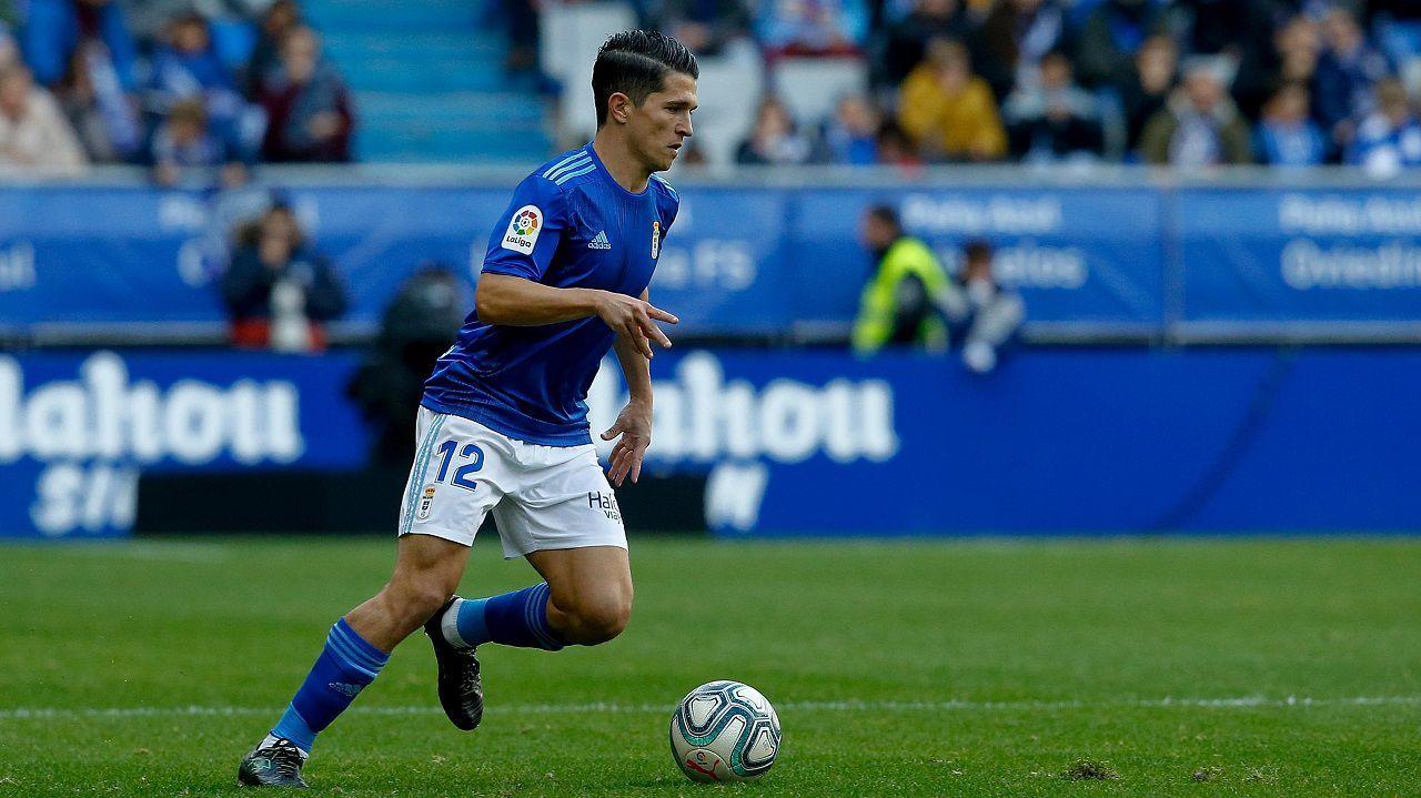 Juanjo Nieto. Real Oviedo