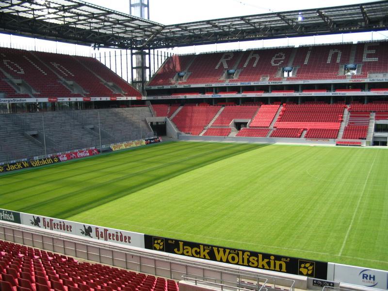 Rhein Energie Stadion de Colonia