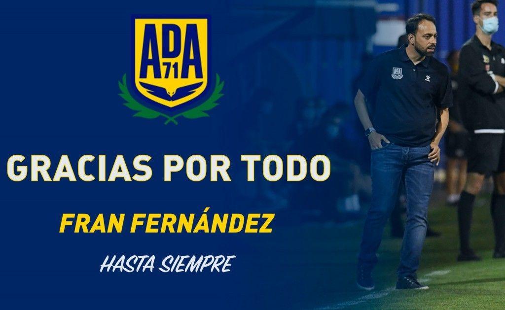 Despedida de Fran Fernández