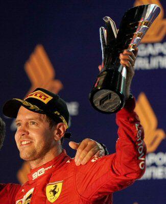 Sebastian Vettel, un futuro incierto en la Fórmula 1