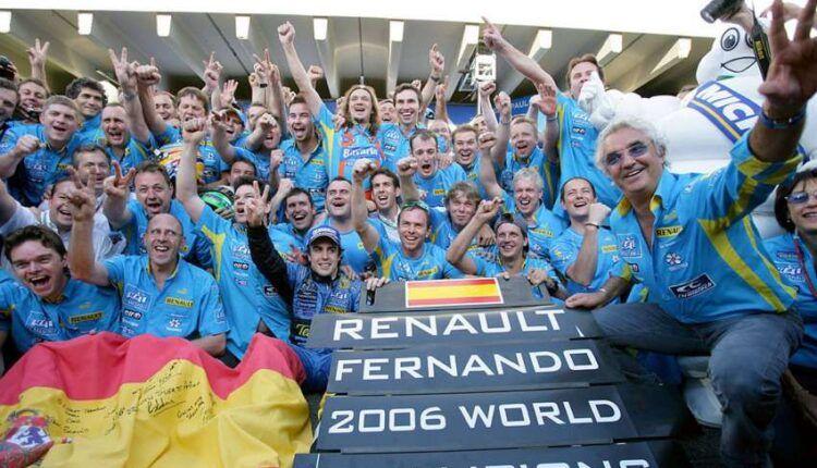 El regreso mas esperado: Fernando Alonso a Renault en 2021