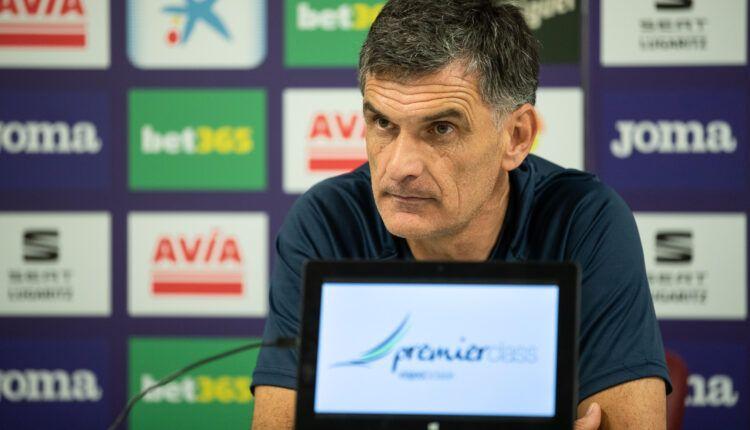 José Luis Mendilibar finalmente pudo convencer a los jugadores y llevarlos a su terreno