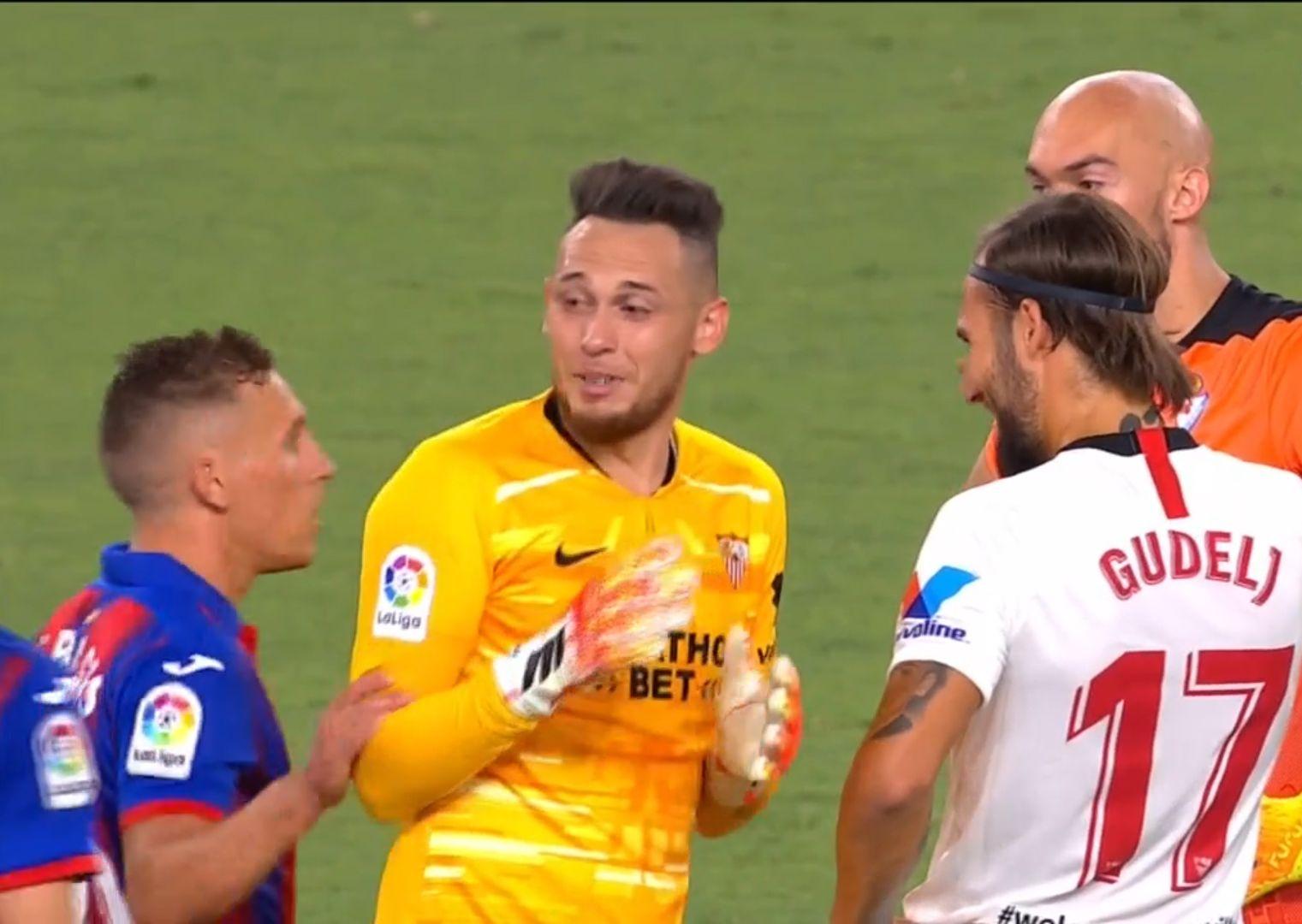 Lucas Ocampos deja sin premio a un buen Eibar