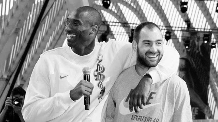 Spanoulis & Kobe Bryant