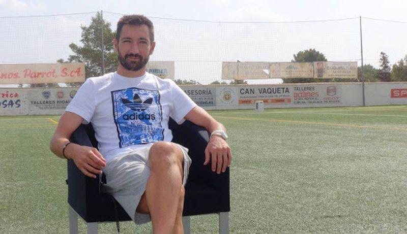 Raúl Casañ. Penya Deportiva