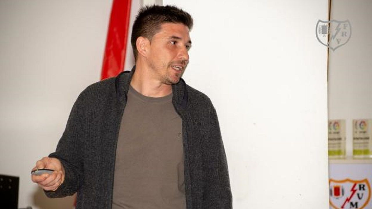 Rubén Reyes. Rayo