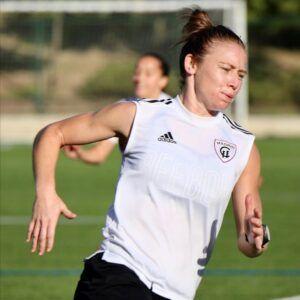 Joyce Borini, nuevo fichaje del Madrid CFF   @MadridCFF